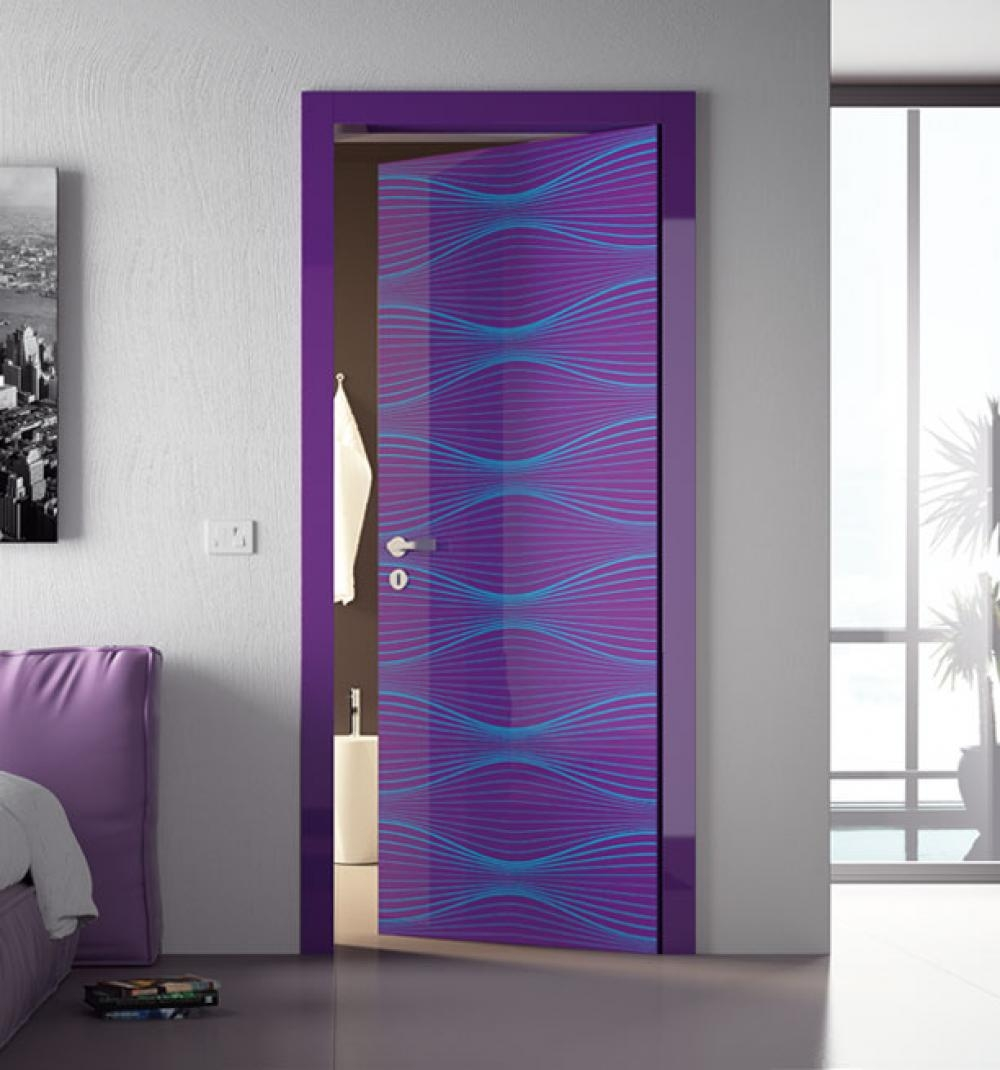 New Bathroom Door Designs