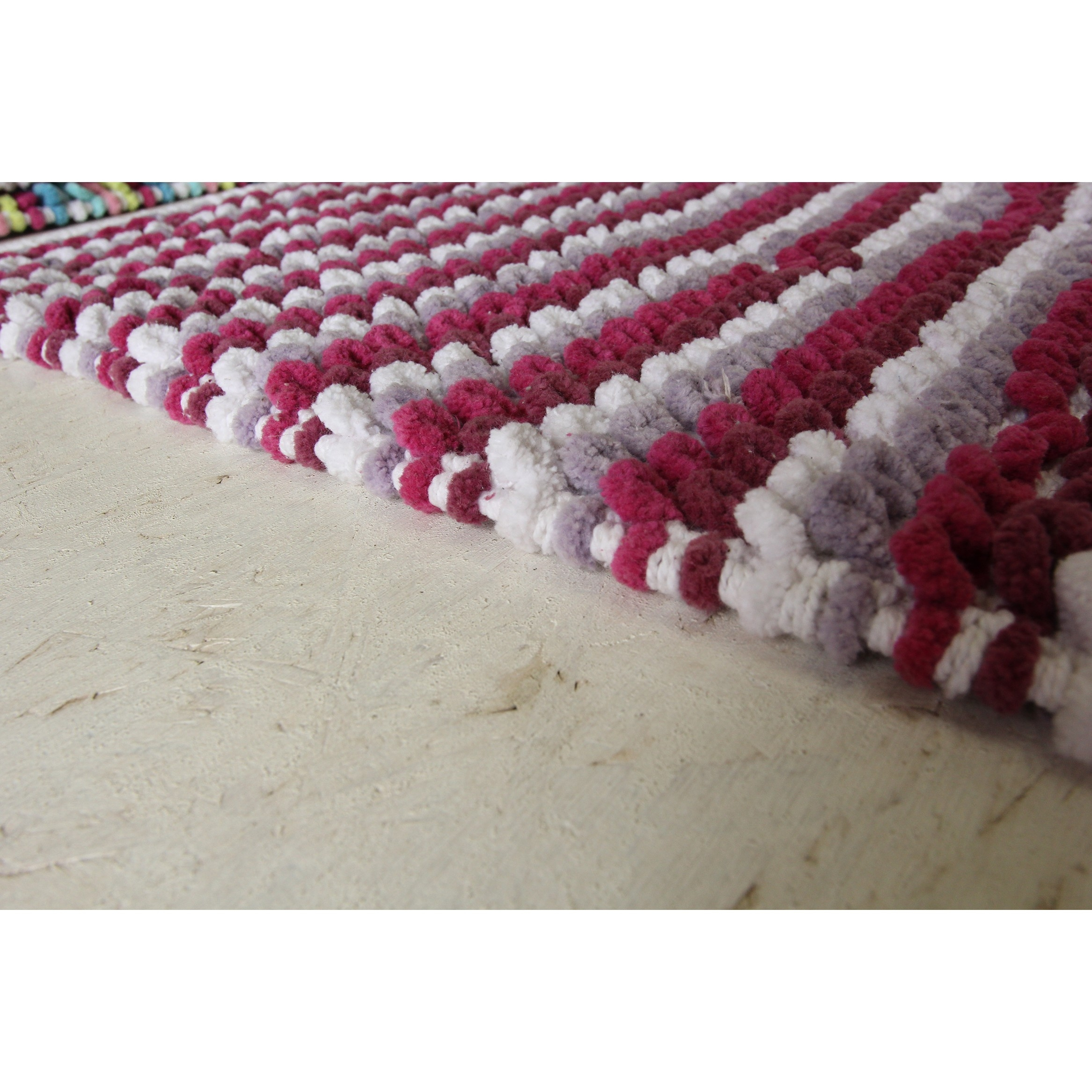 Purple Bath And Pedestal Mats2333 X 2333