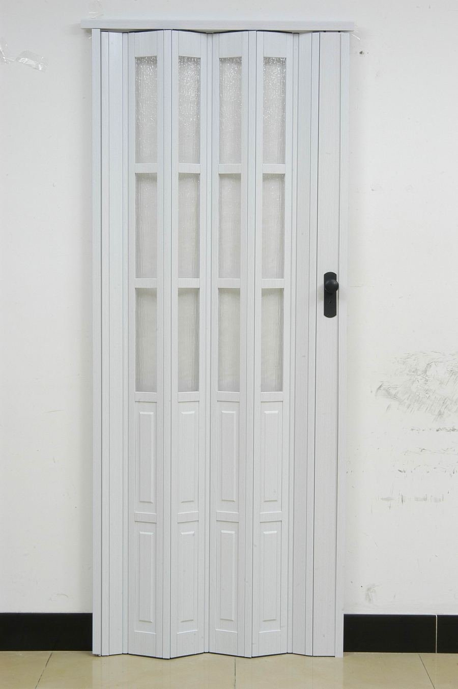 Pvc Accordion Door For Bathroom