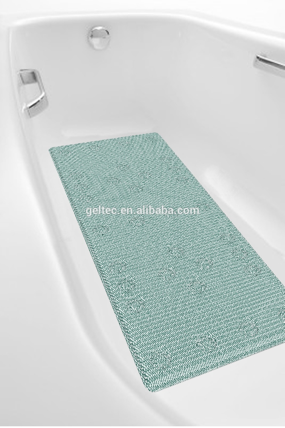 Round Bathtub Mat