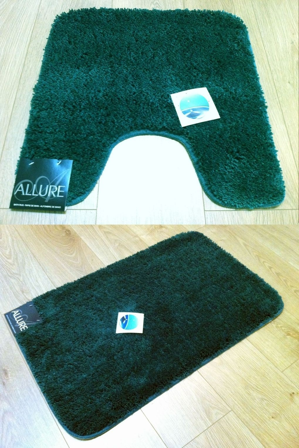 Rubber Backed Bath And Toilet Mats