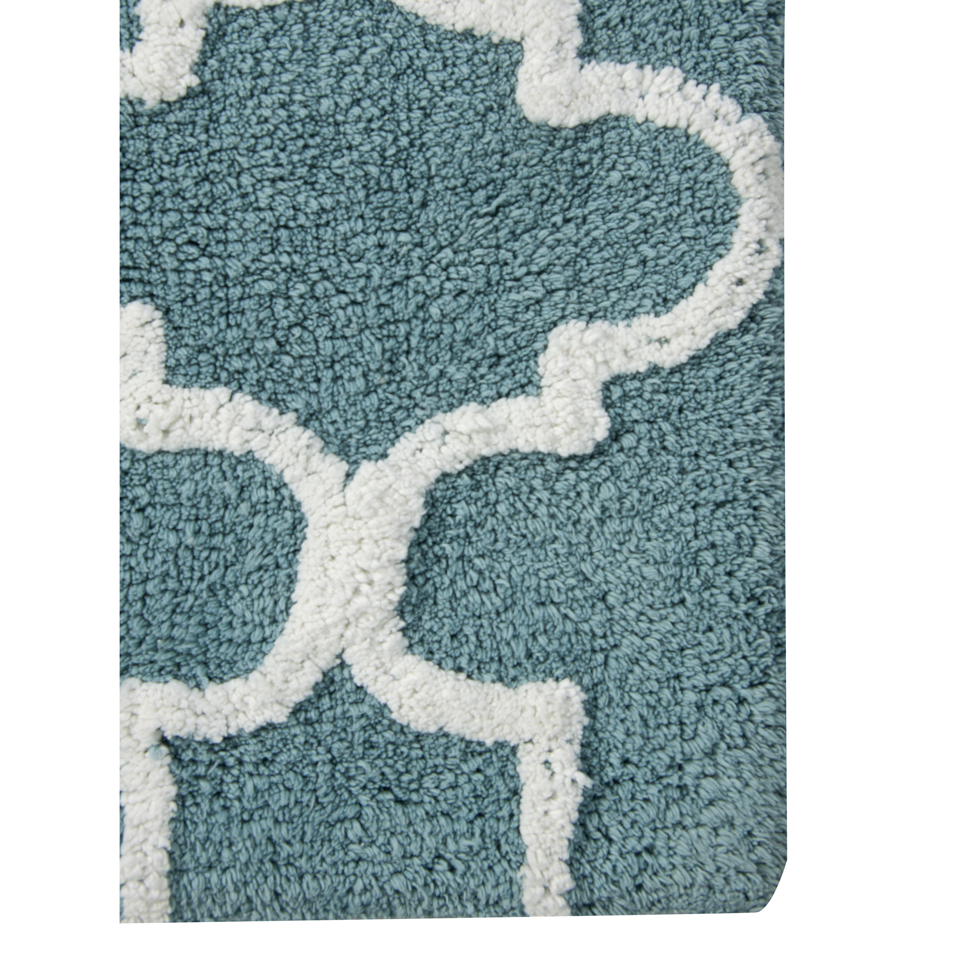 Rubber Backed Cotton Bath Mats