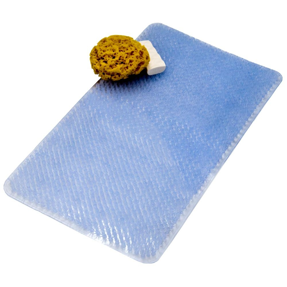 Rubber Bath Mat With Drain Hole