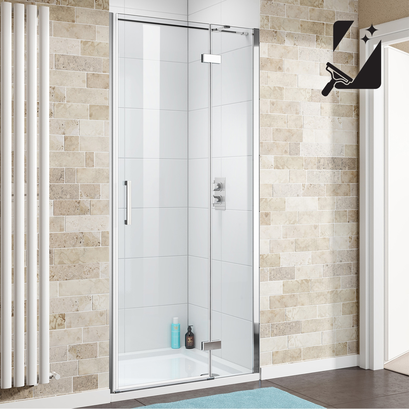 Shower Door Seal Plumb Centre