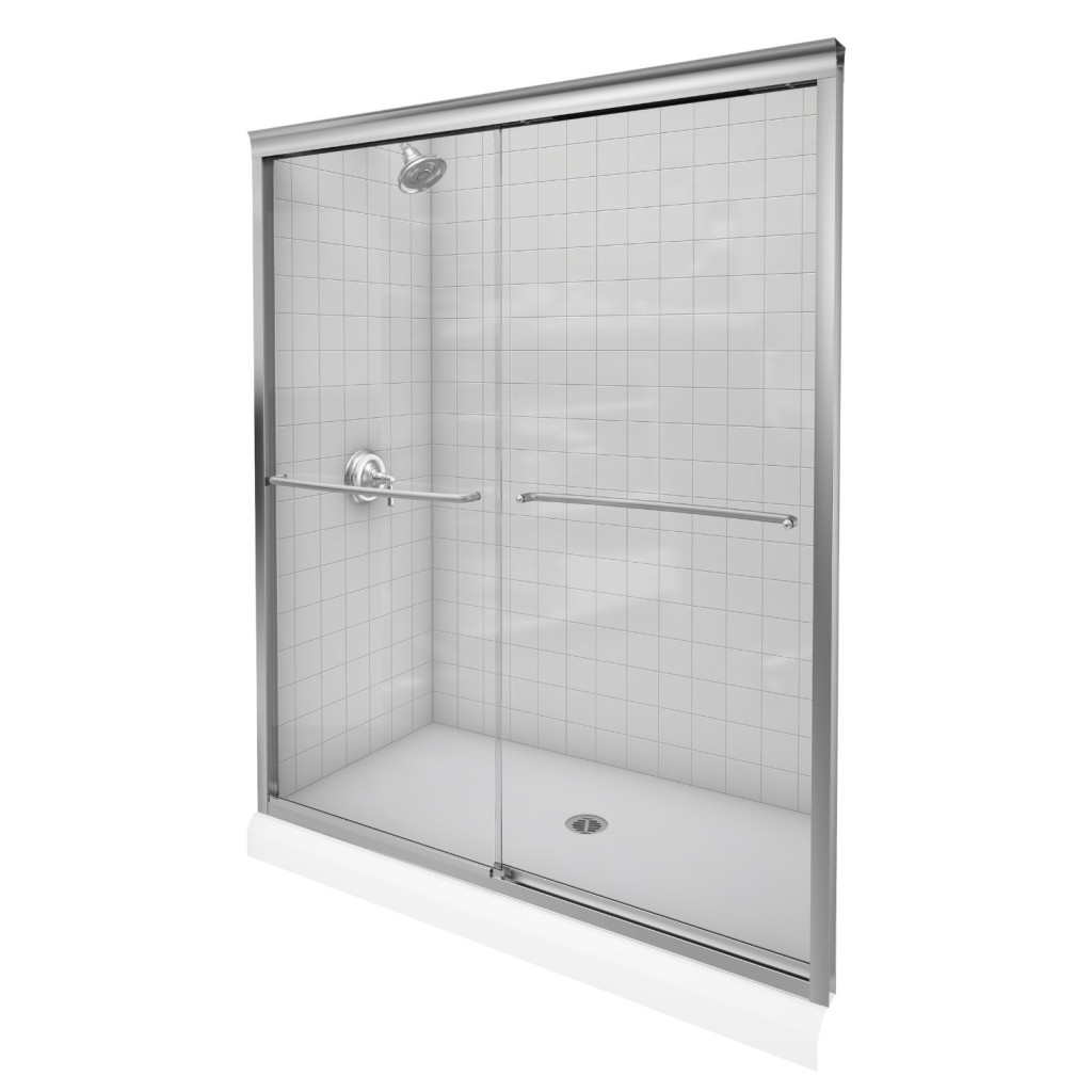 Sliding Door Shower Hardware