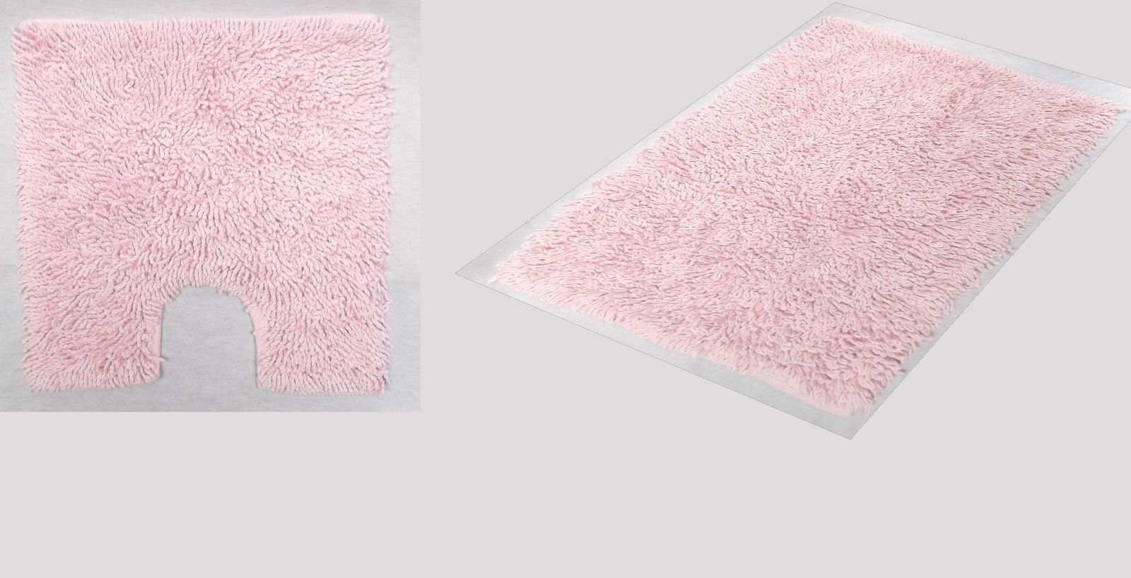 Baby Pink Bath Mat Set1600 X 818