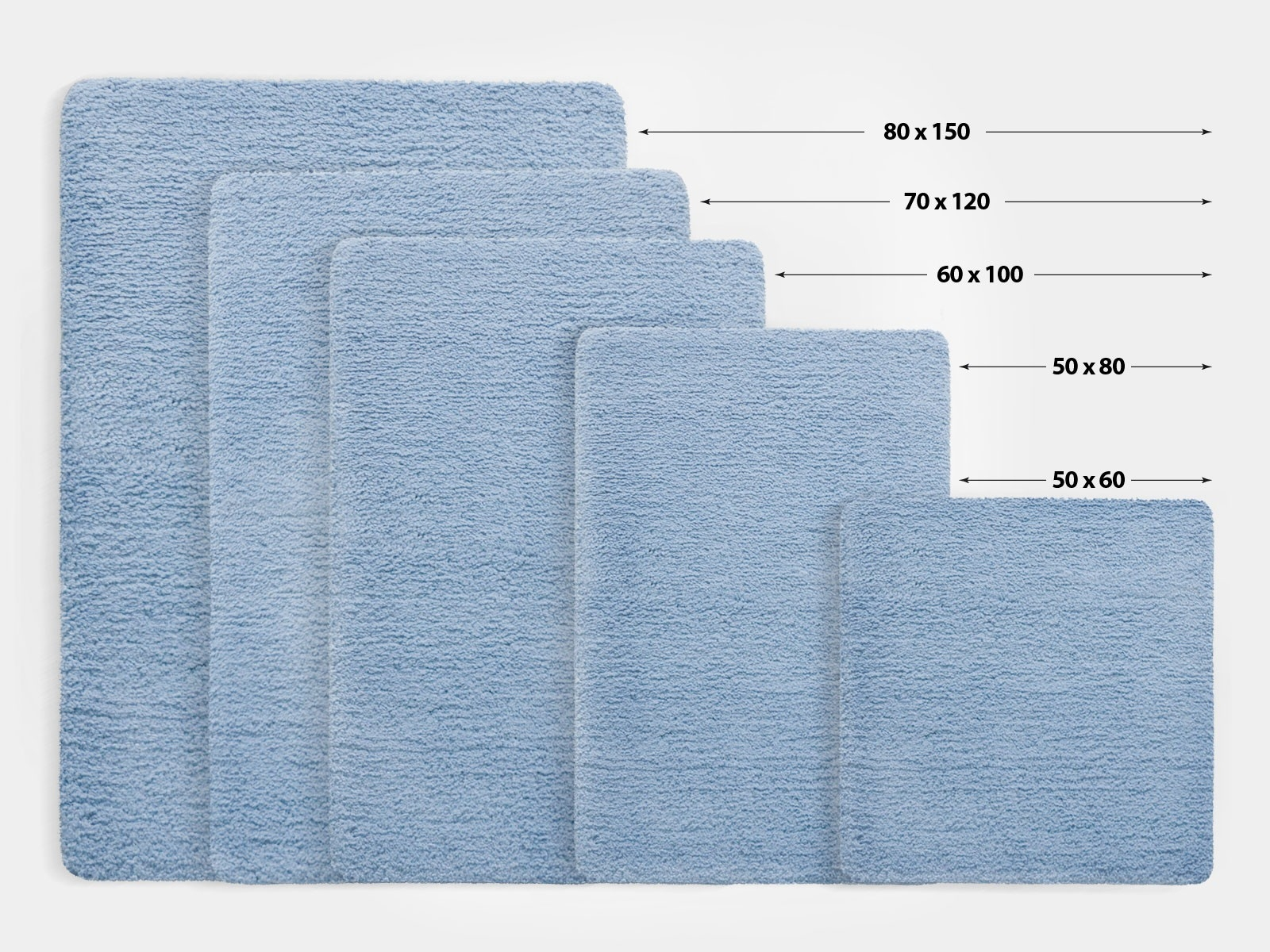 Bath Mat Sizes