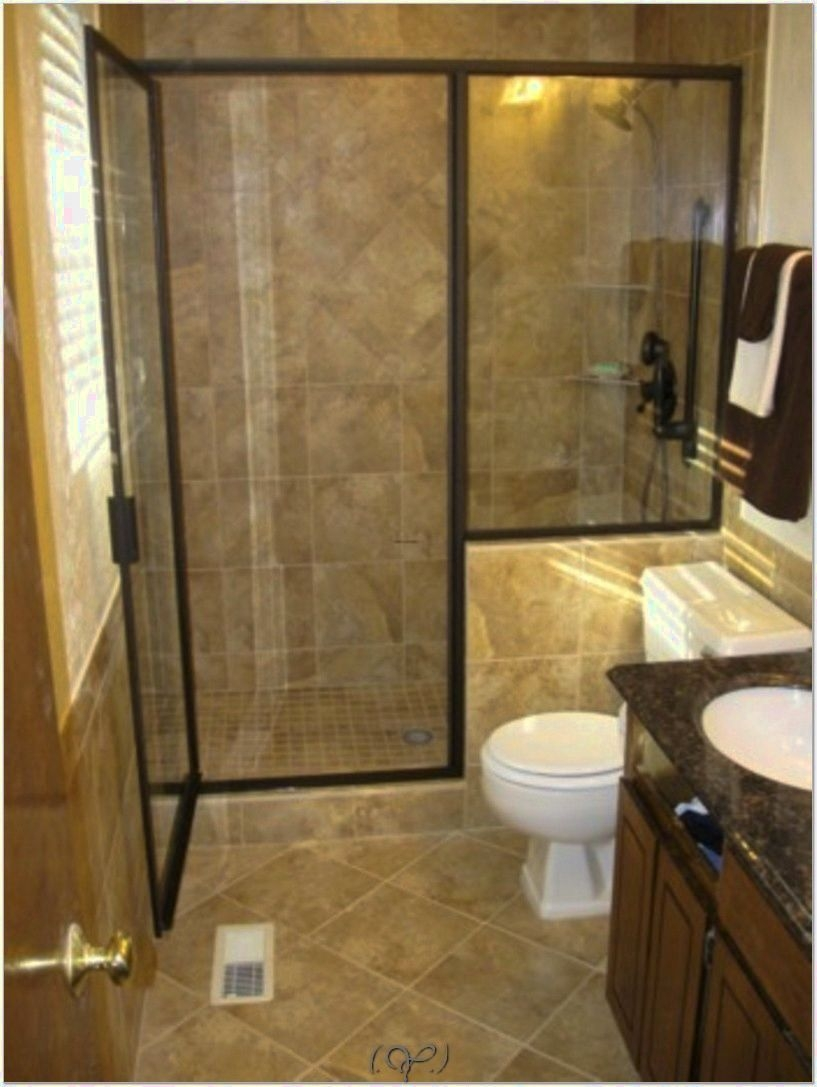 Bathroom Door Ideas For Small Spaces