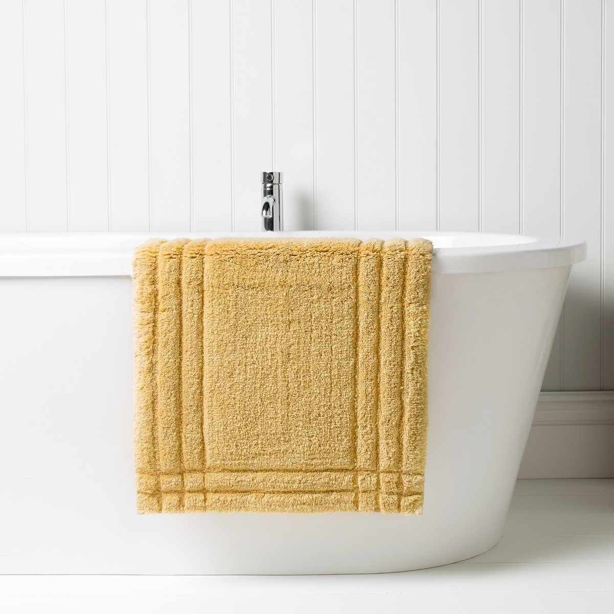 Christy Bath Mat Soft Gold