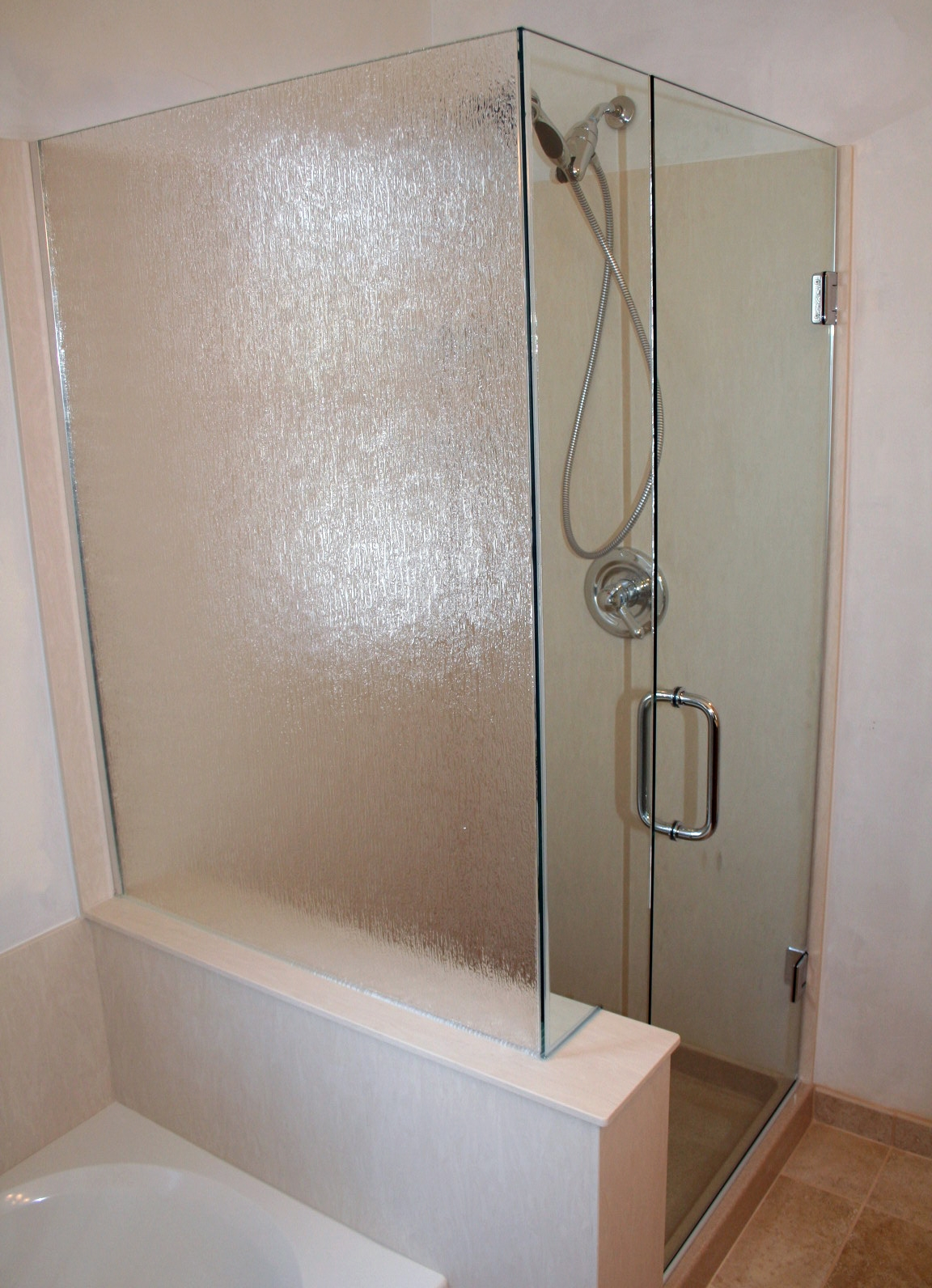 Custom Glass Shower Doors