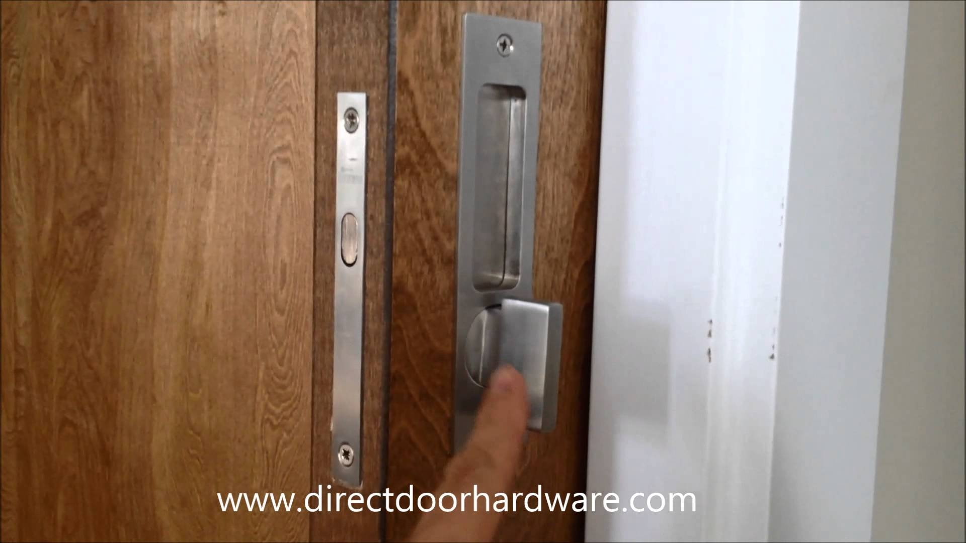 Pocket Door Bathroom Hardware