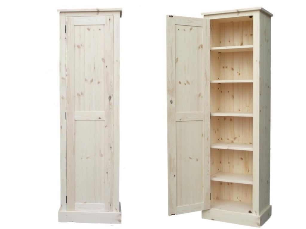 Tall Bathroom Cabinet With Doors And Shelves