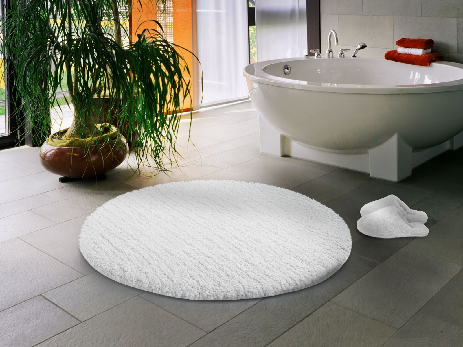 X Large Bathroom Mats