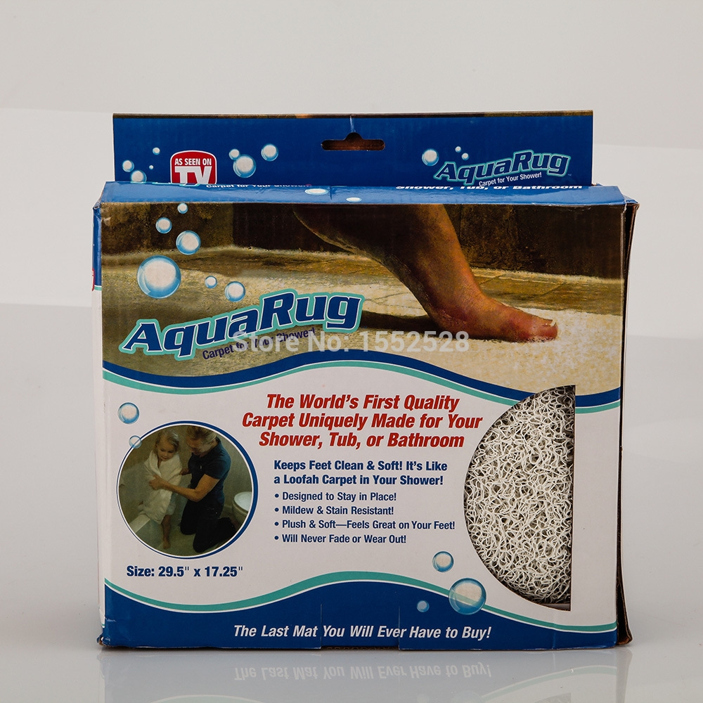 Aqua Rug Bath Mat As Seen On Tv1000 X 1000