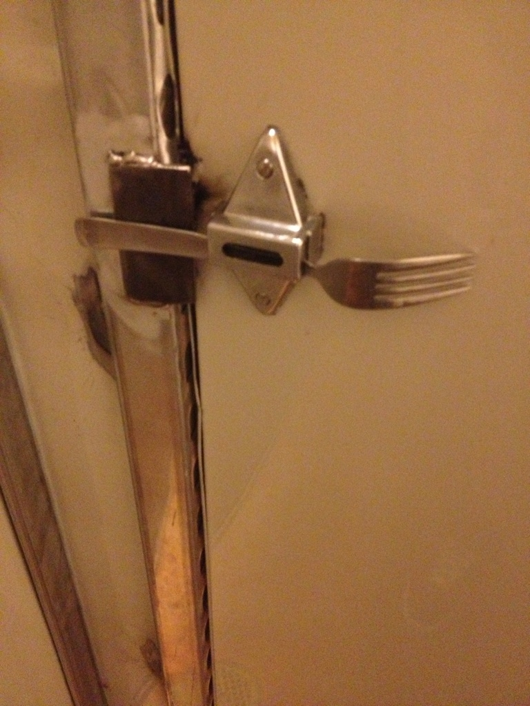Permalink to Bathroom Door Lock Is Broken