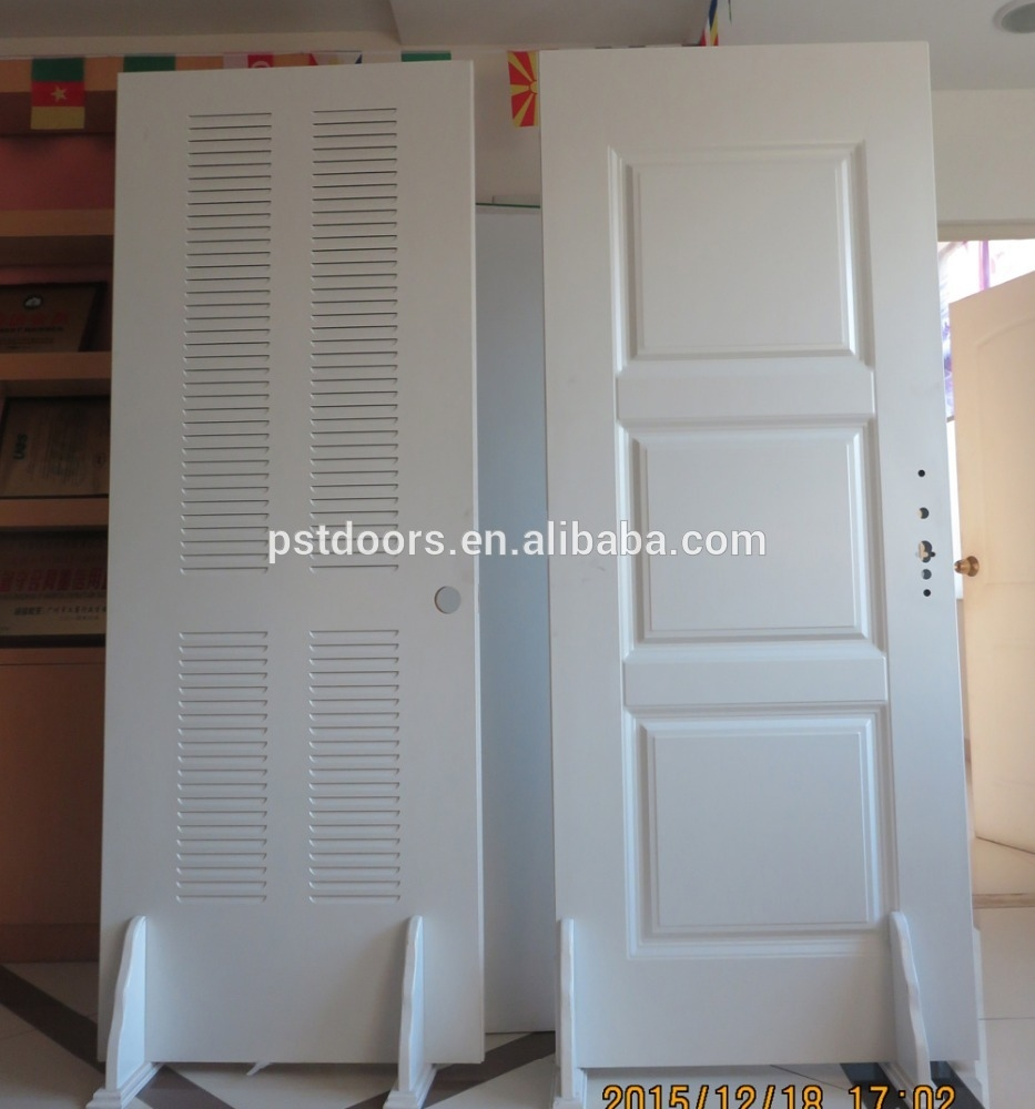 Bathroom Door Ventilation