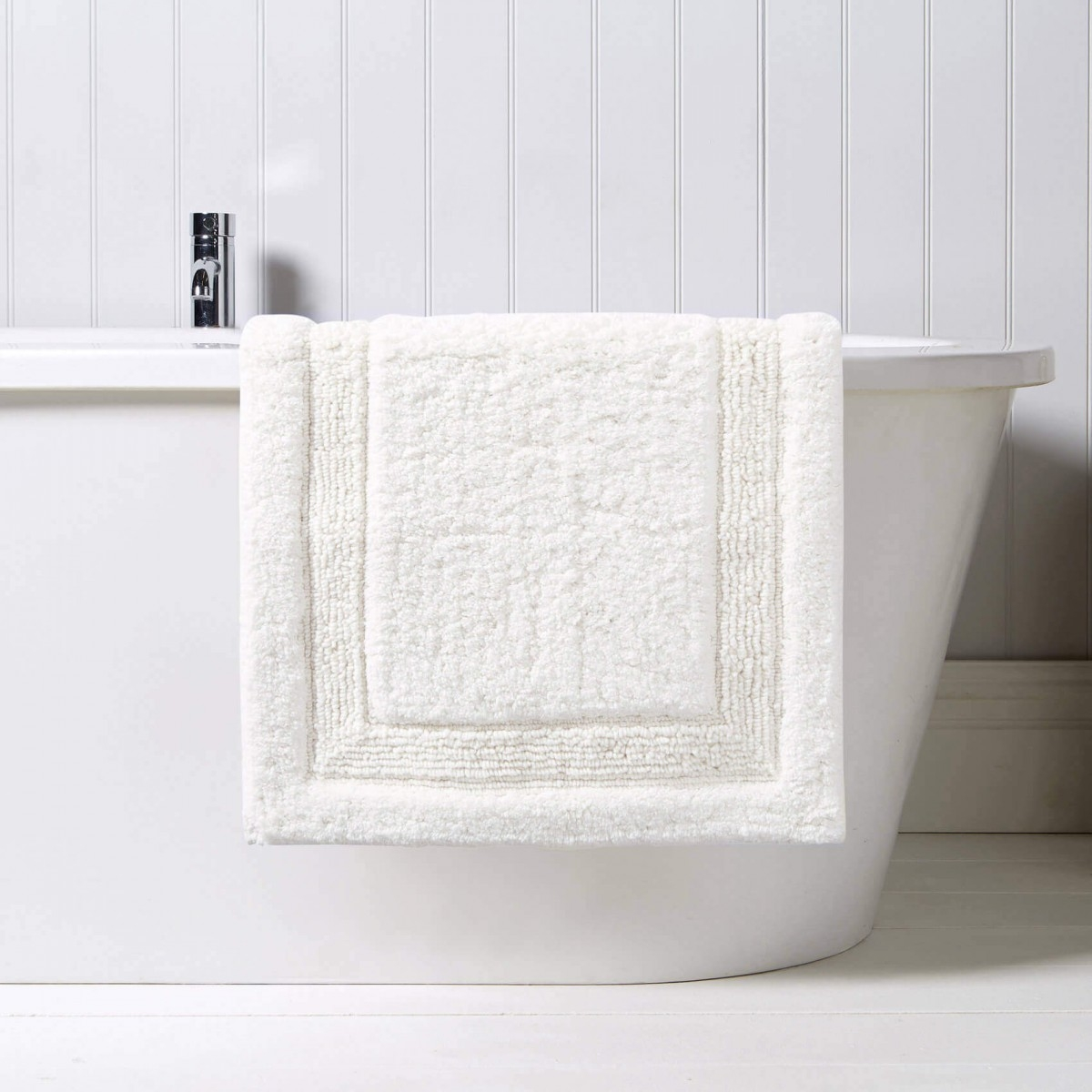 Christy Bath Mat White