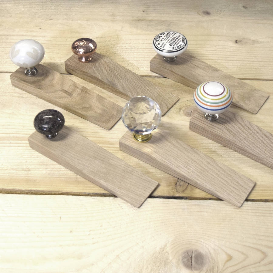 Decorative Bathroom Door Stops