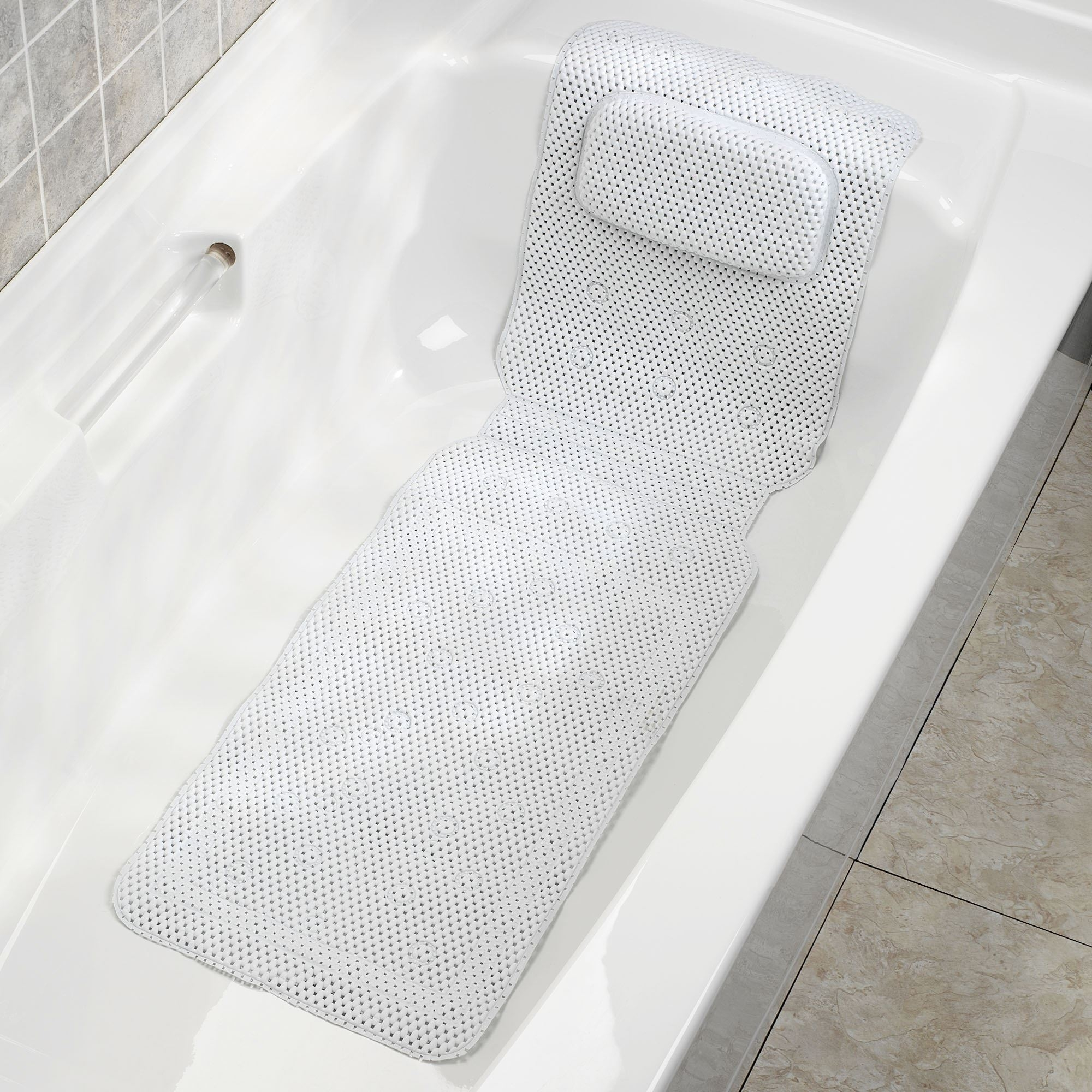 Deluxe Cushioned Bath Mat