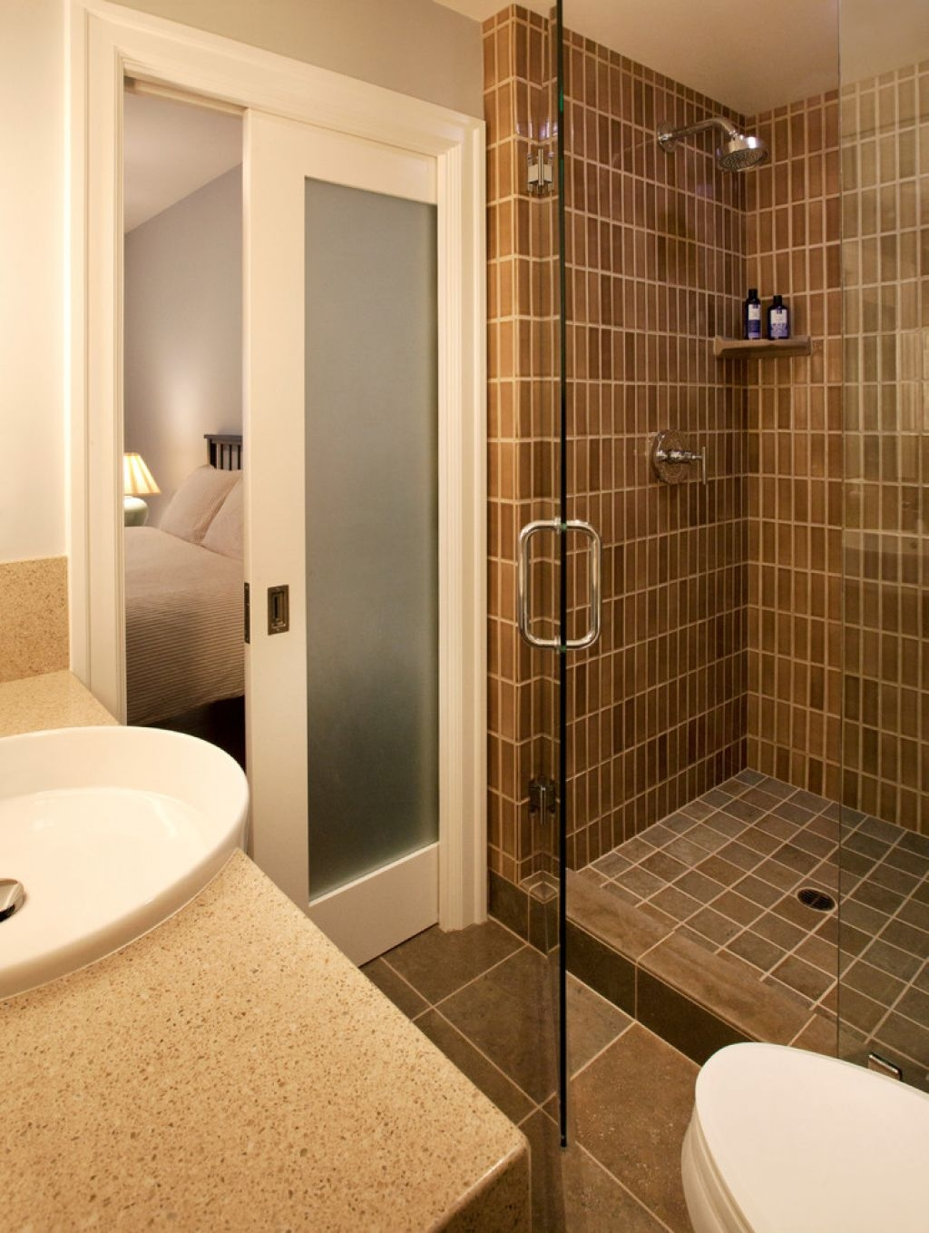Different Types Of Bathroom Doors