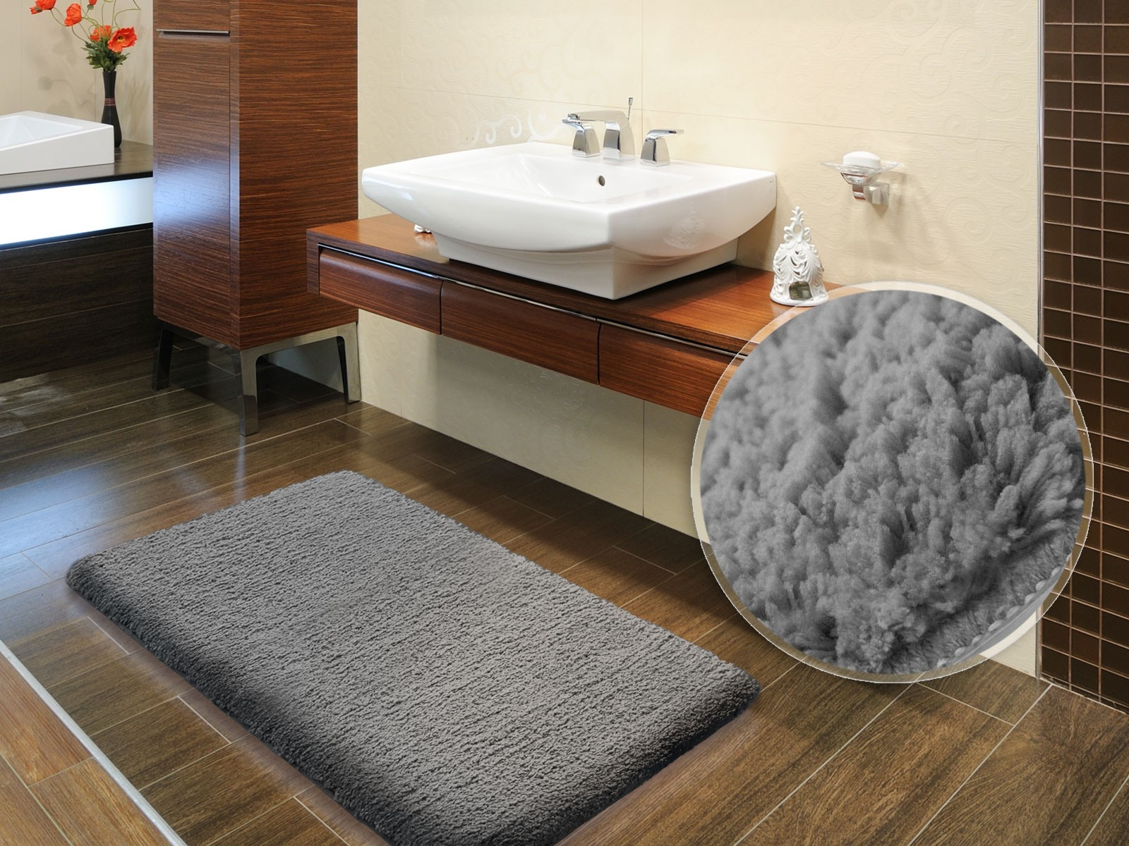 Extra Large Rubber Backed Bath Mats