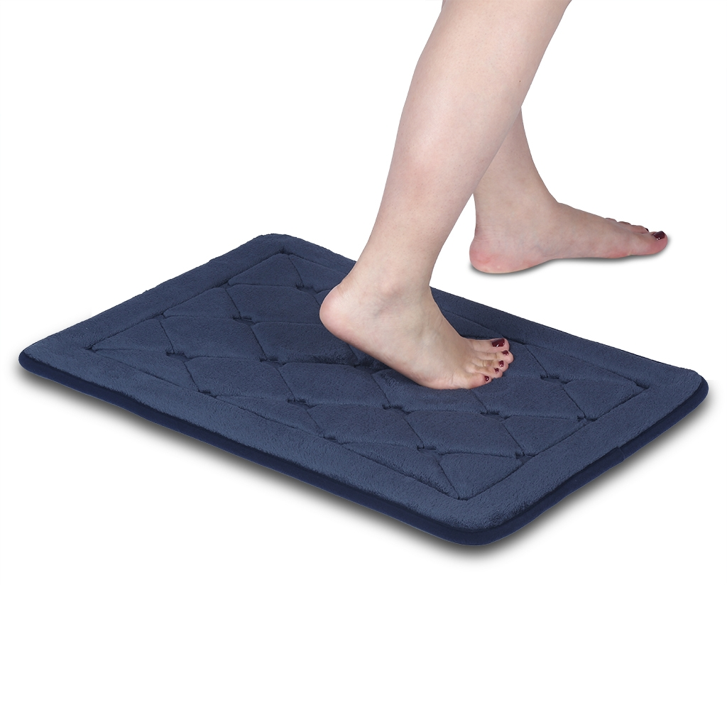 Fast Drying Bath Mats
