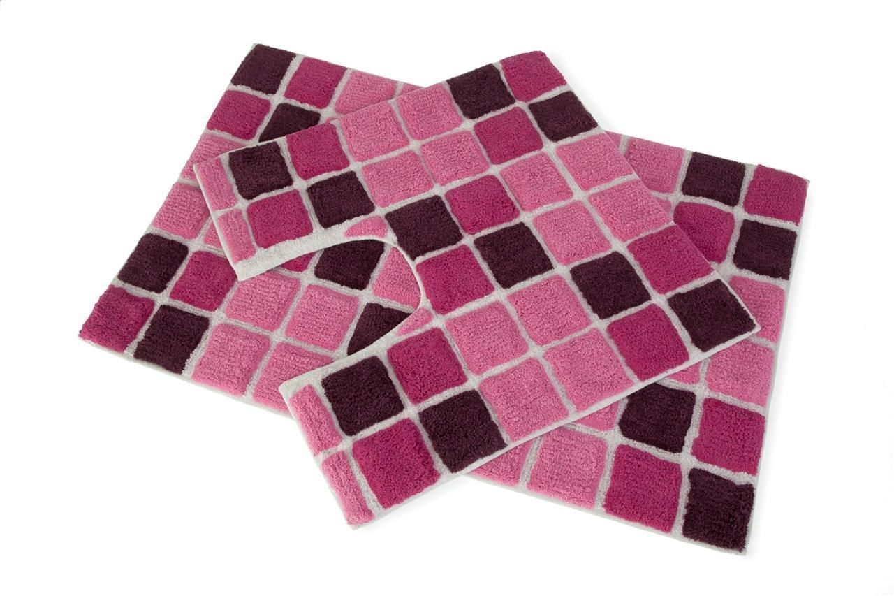 Funky Bath Mat Sets