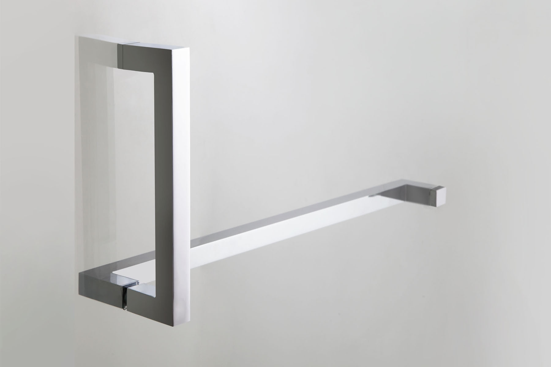 Glass Bathroom Door Handles