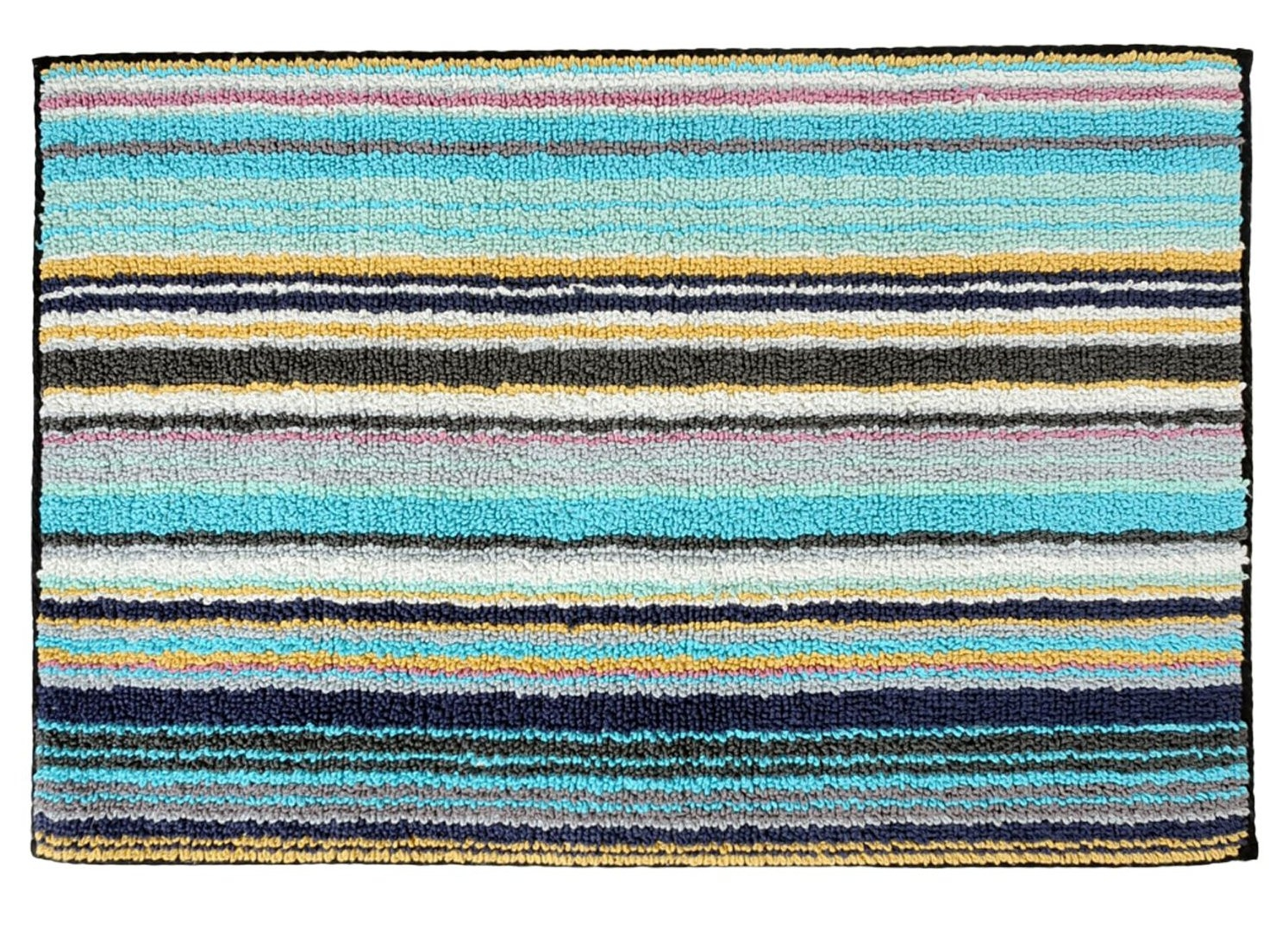 Permalink to Large Striped Bath Mats
