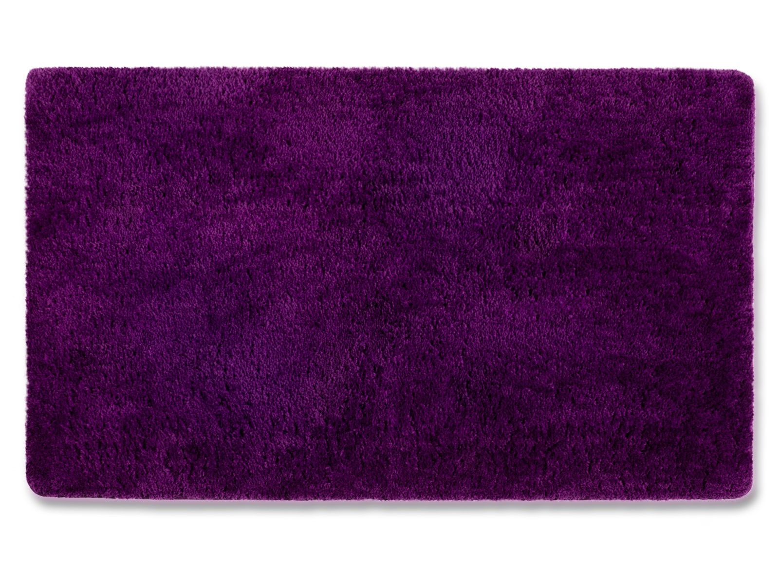 Lilac Rubber Bath Mat