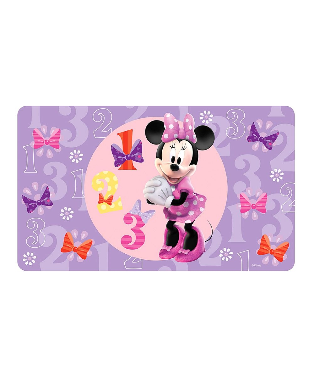 Minnie Mouse Bath Mat
