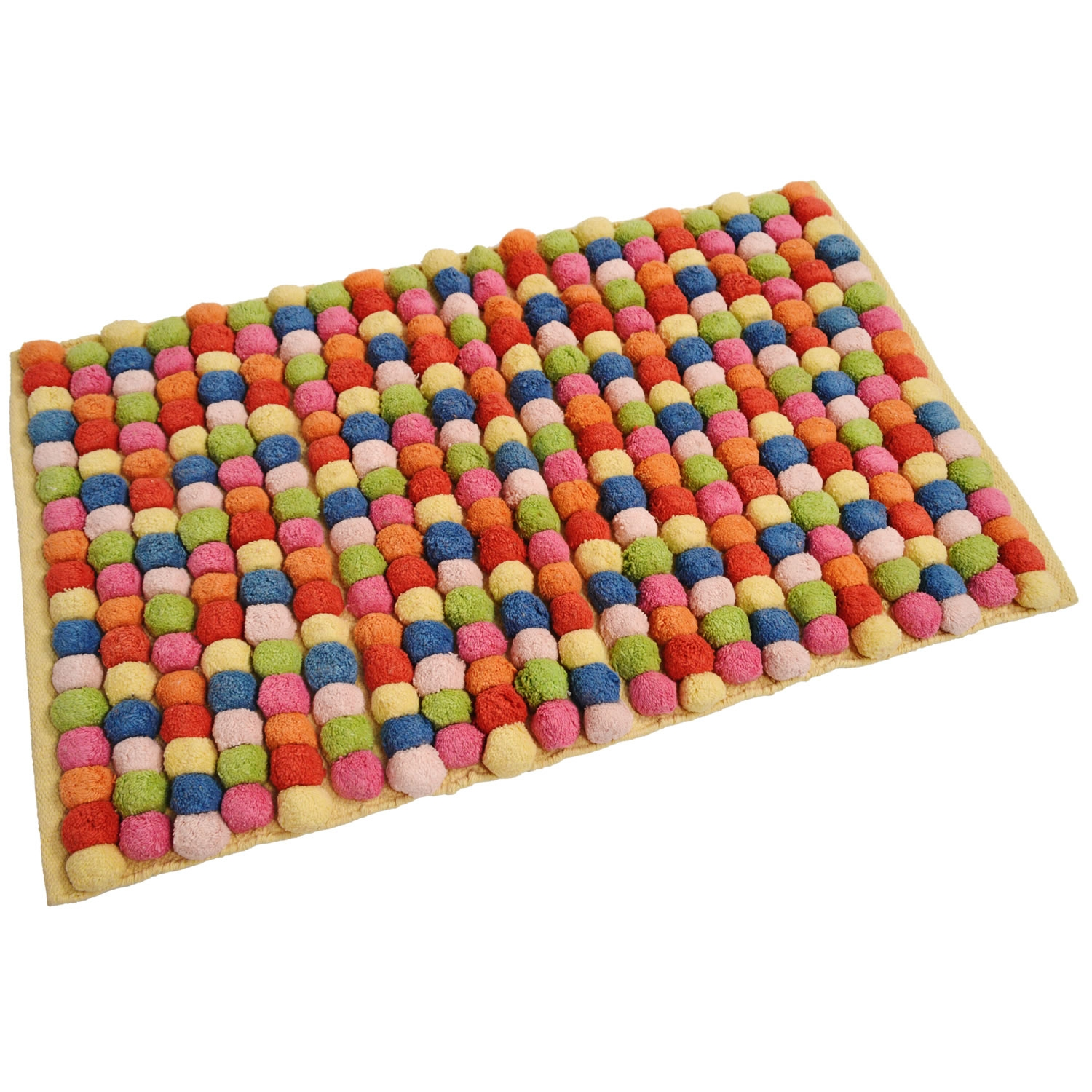 Multi Colored Bath Mats