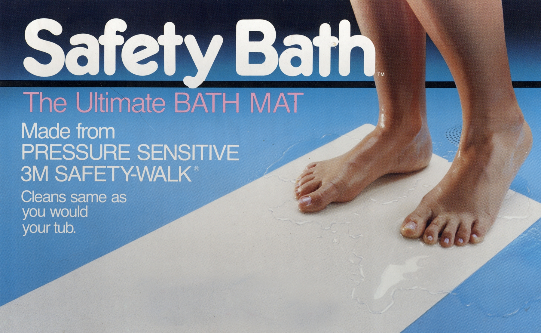 Non Slip Bath Mat For Elderly