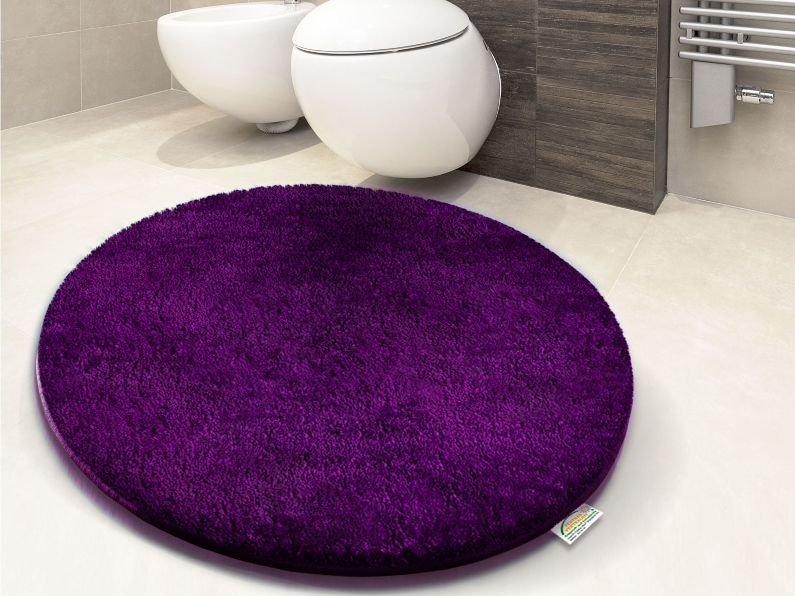 Purple Bath Mats Rugs
