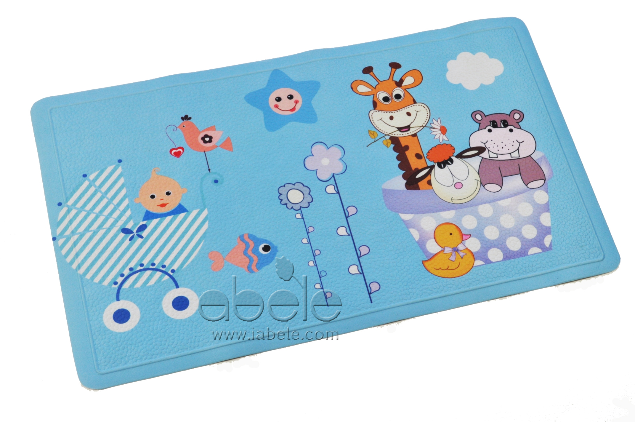 Rubber Bath Mat Baby