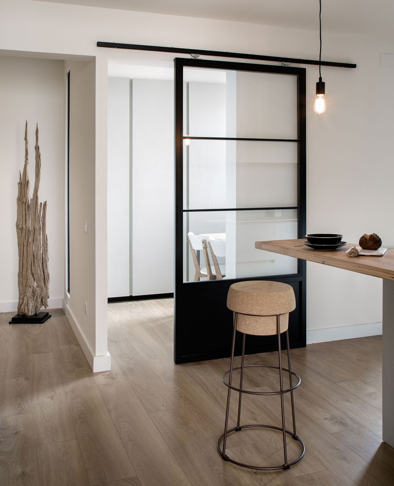 Sliding Door For Ensuite Bathroom10 examples of barn doors in contemporary kitchens bedrooms and