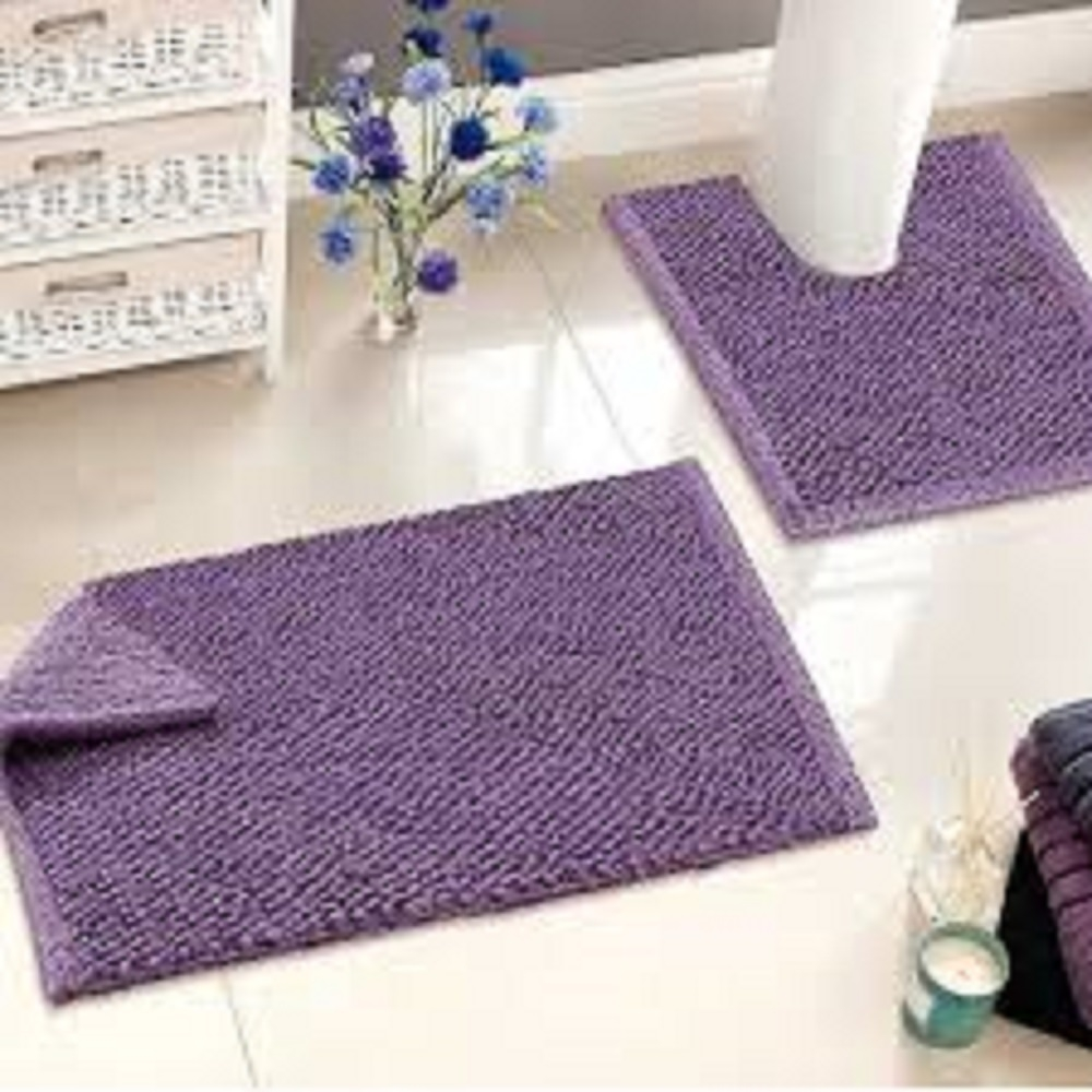 Small Bath And Pedestal Mats