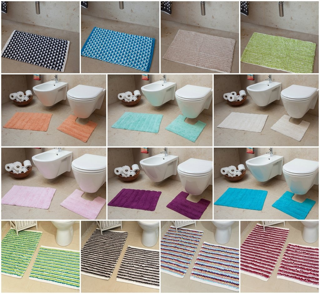 Unusual Bath And Pedestal Mats1024 X 939