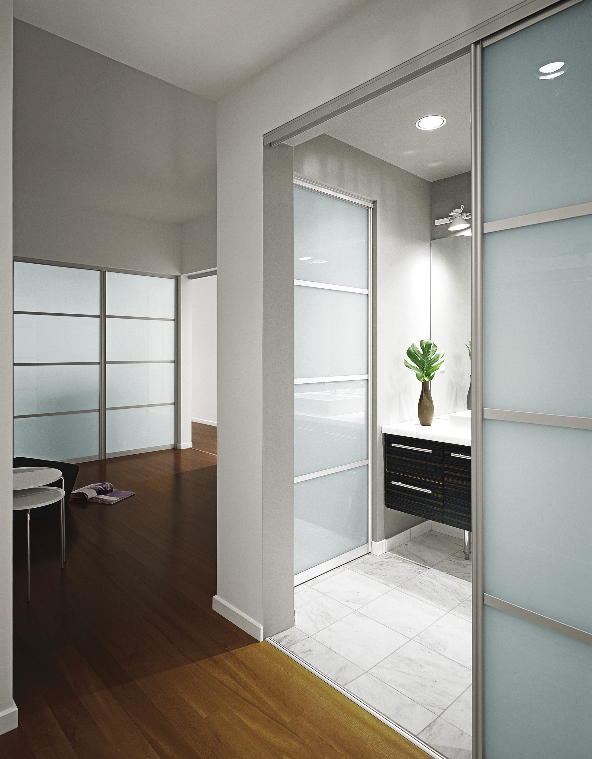 Bathroom Doors Dividers