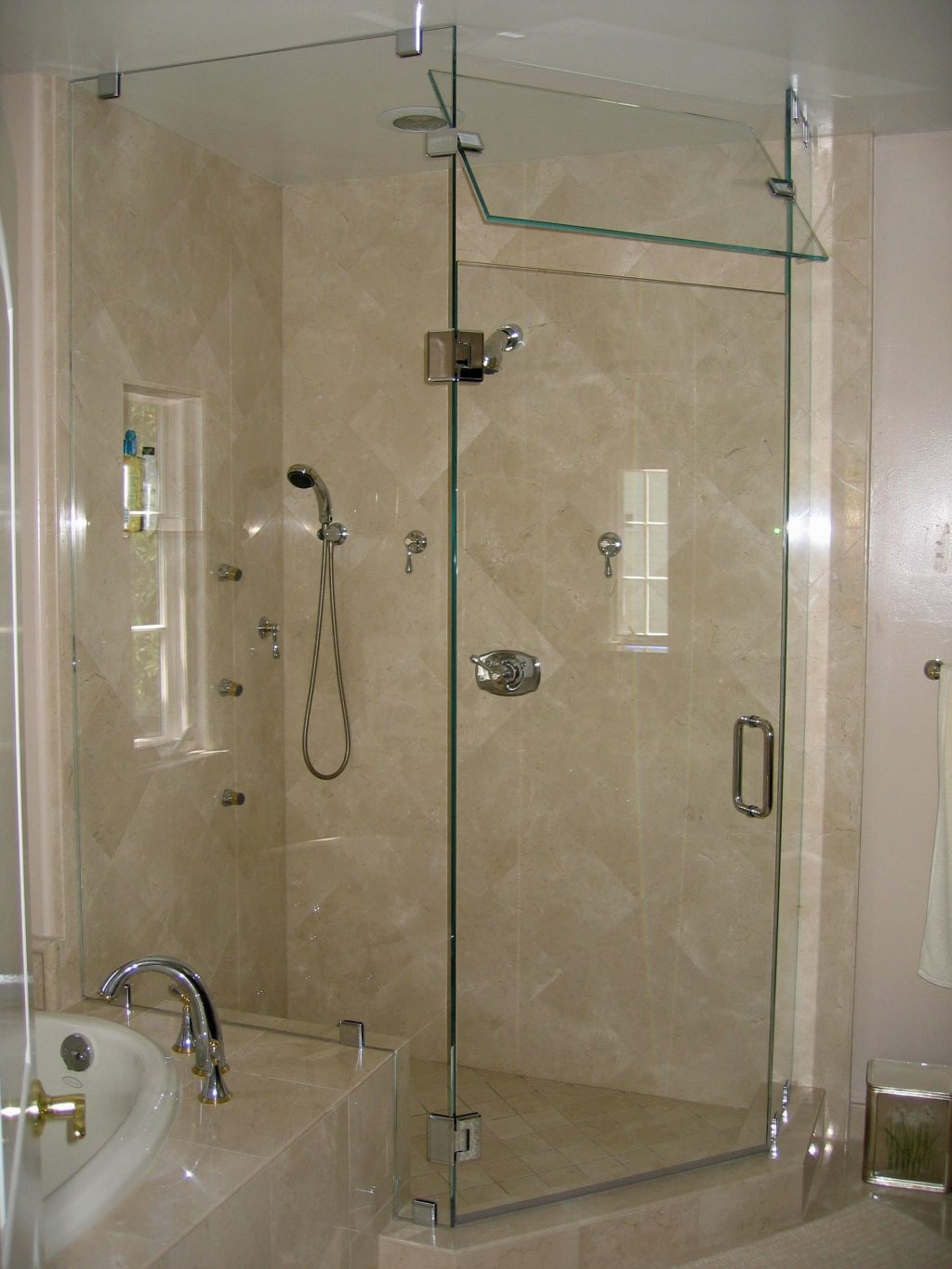 Bathroom Glass Door Kolkata