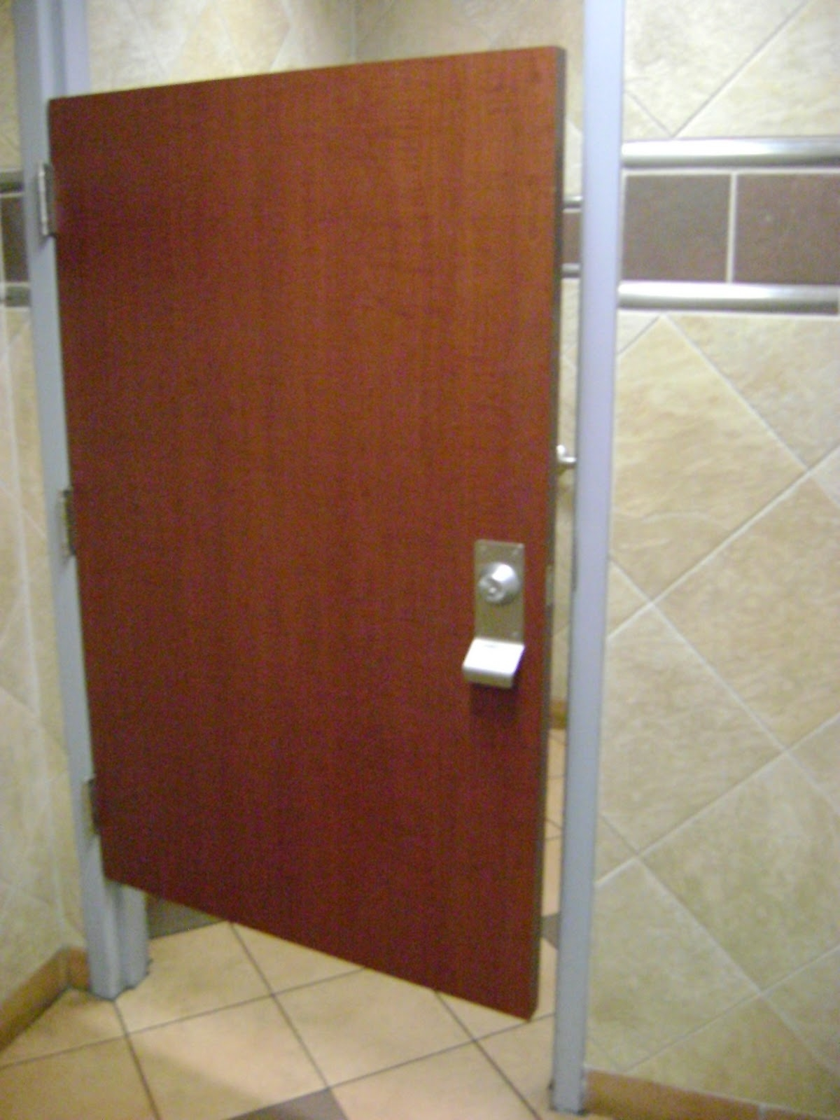 Permalink to Bathroom Stall Door Hardware