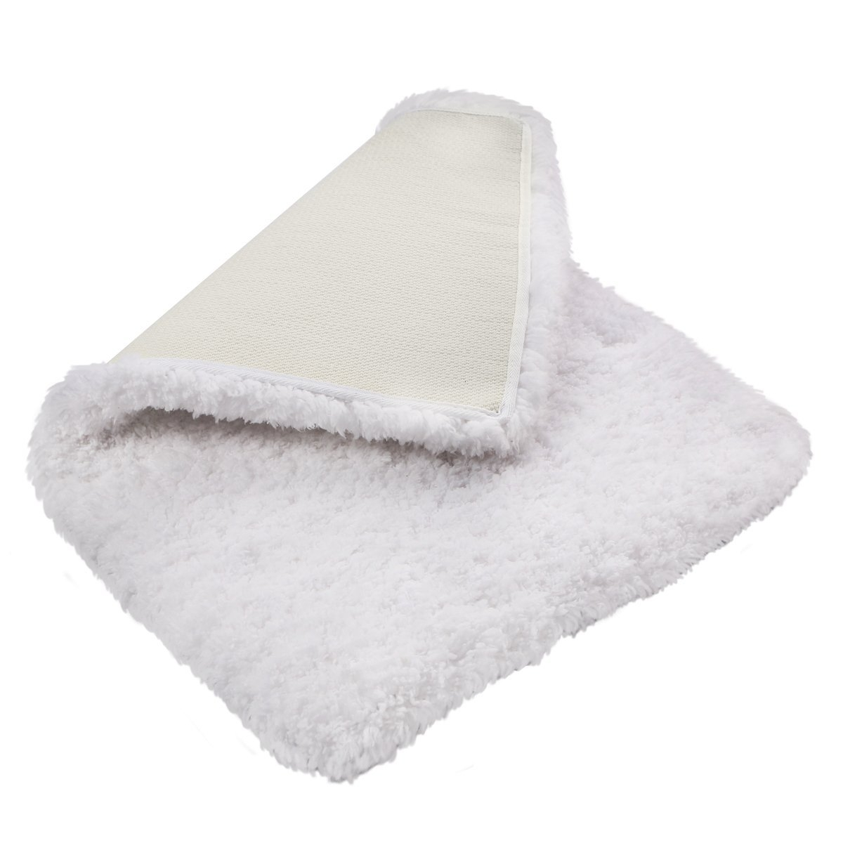 Luxury Black And White Bath Mats