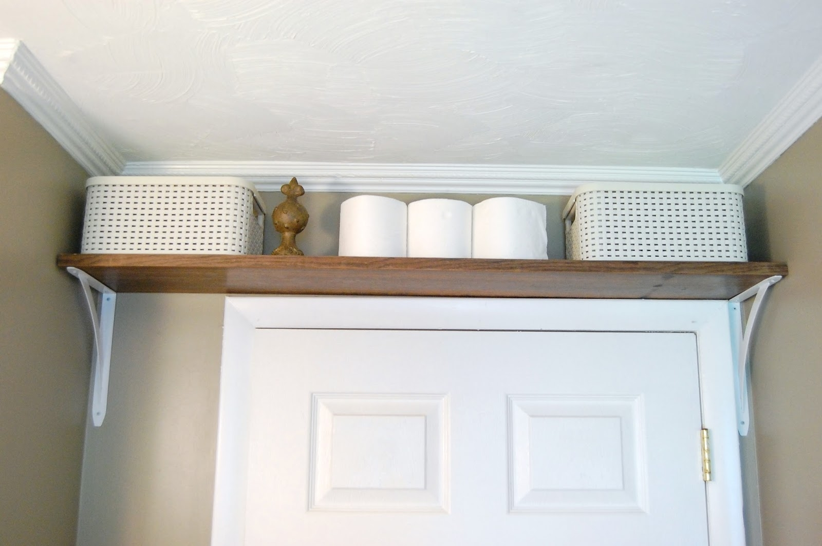 Over The Door Shelves For Bathroomstoragespace solutions for a galley bathroom ask metafilter
