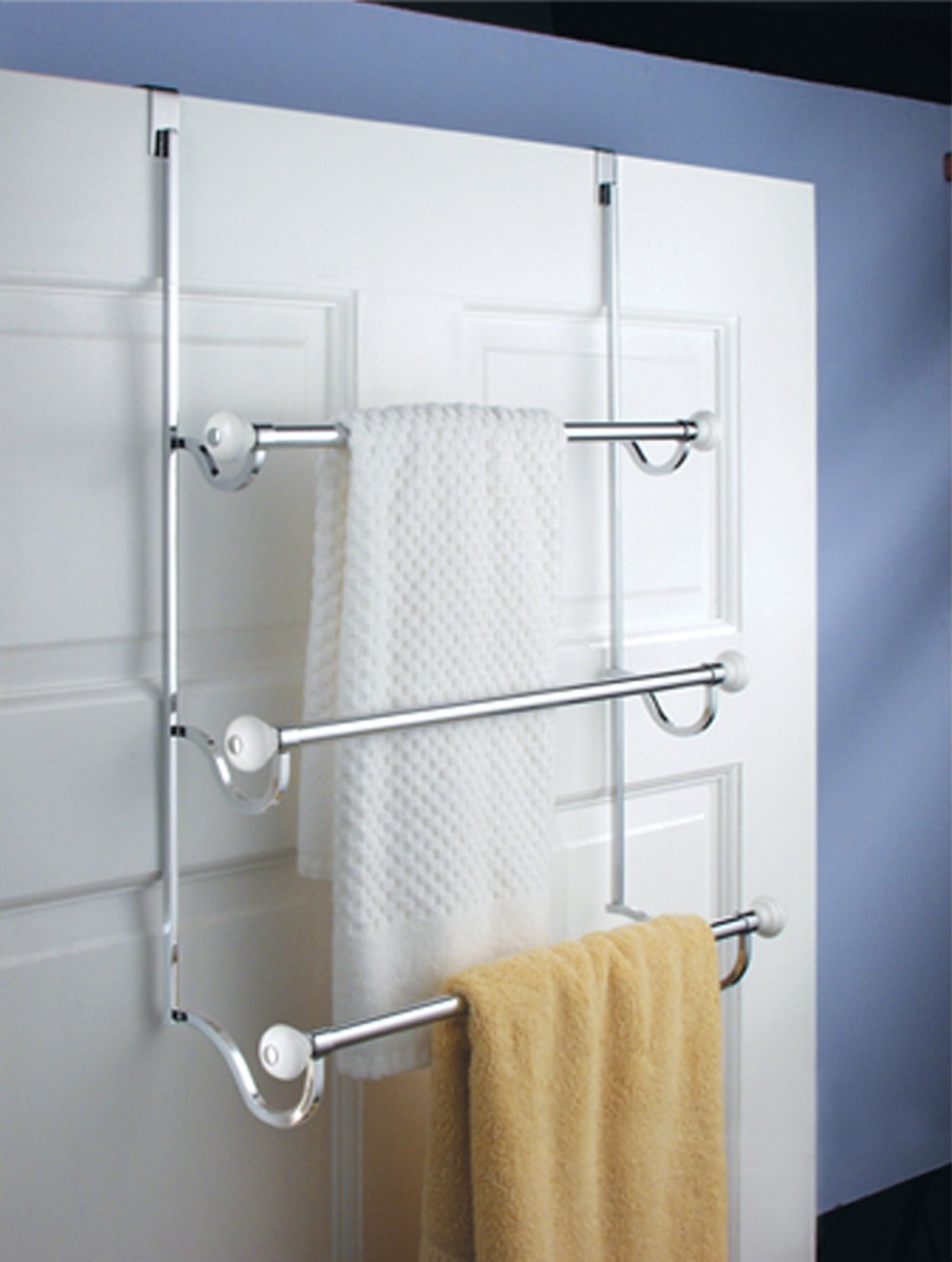 Over The Door Towel Bars For Small Bathrooms