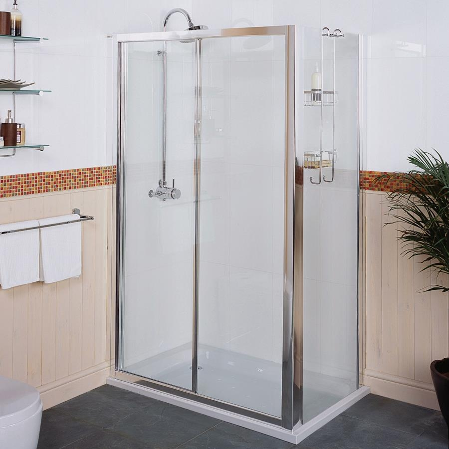 Sliding Door Shower Enclosure 1200