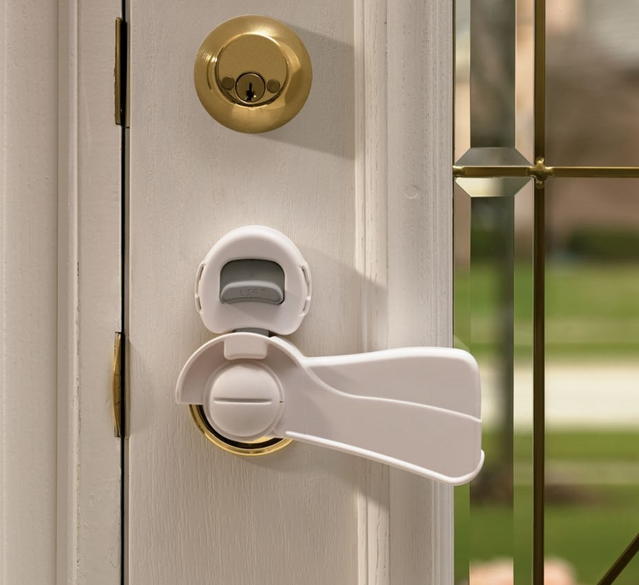 Child Proof Lever Door Knob Covers