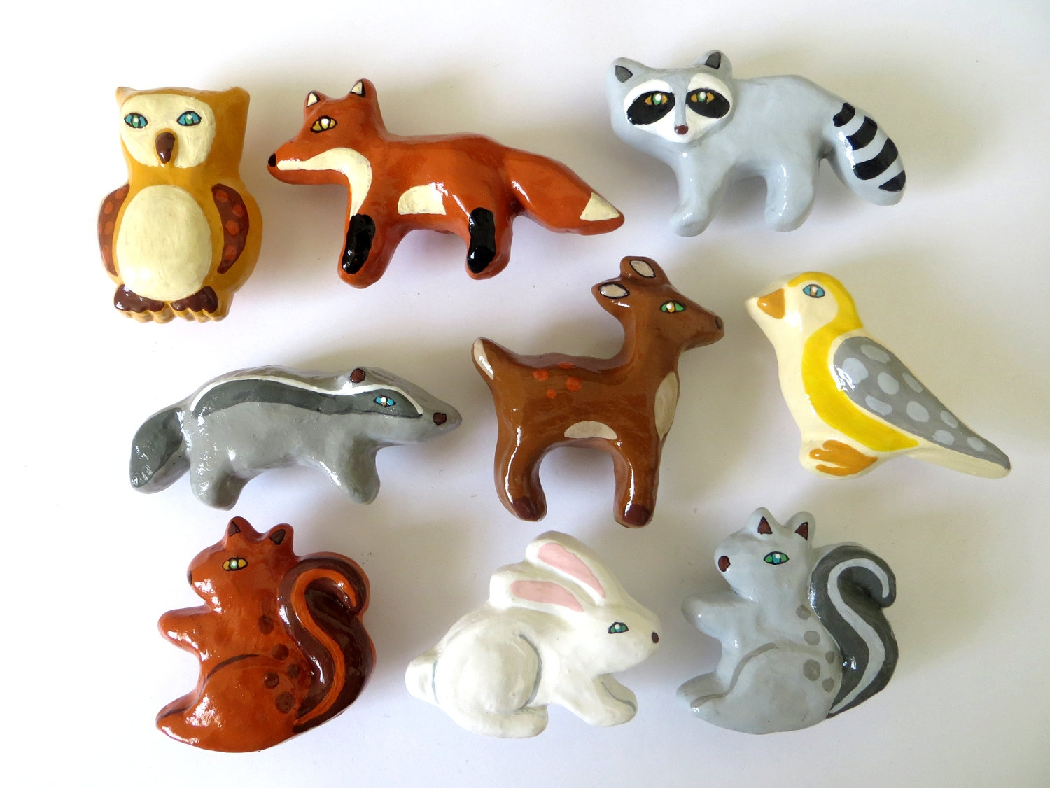 Animal Shaped Door Knobs