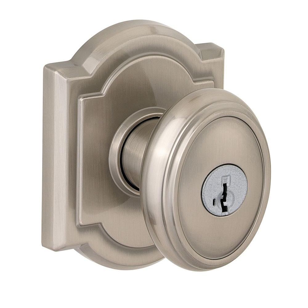 Baldwin Deadbolt Door Knob