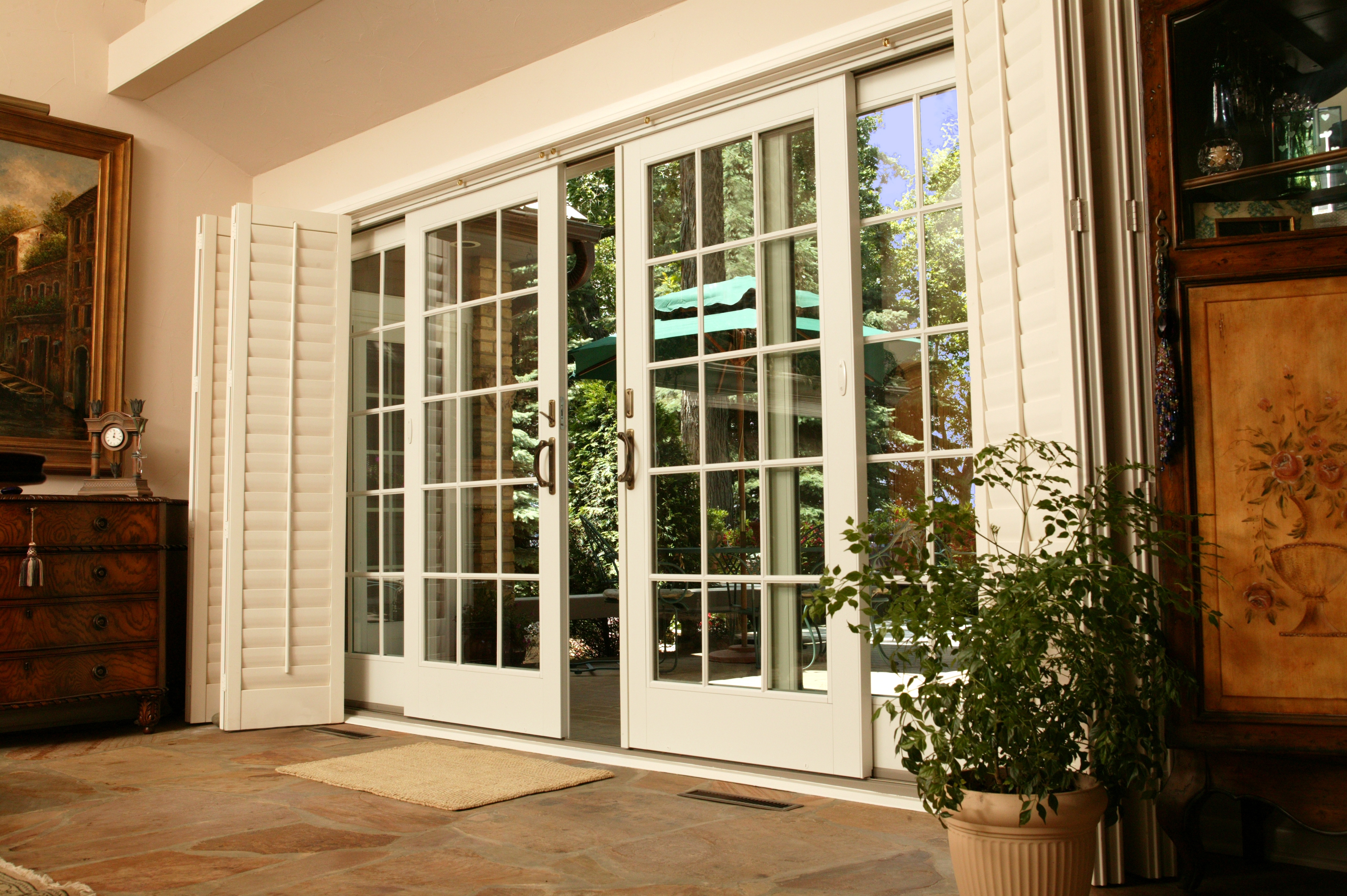 Anderson French Pocket Doors