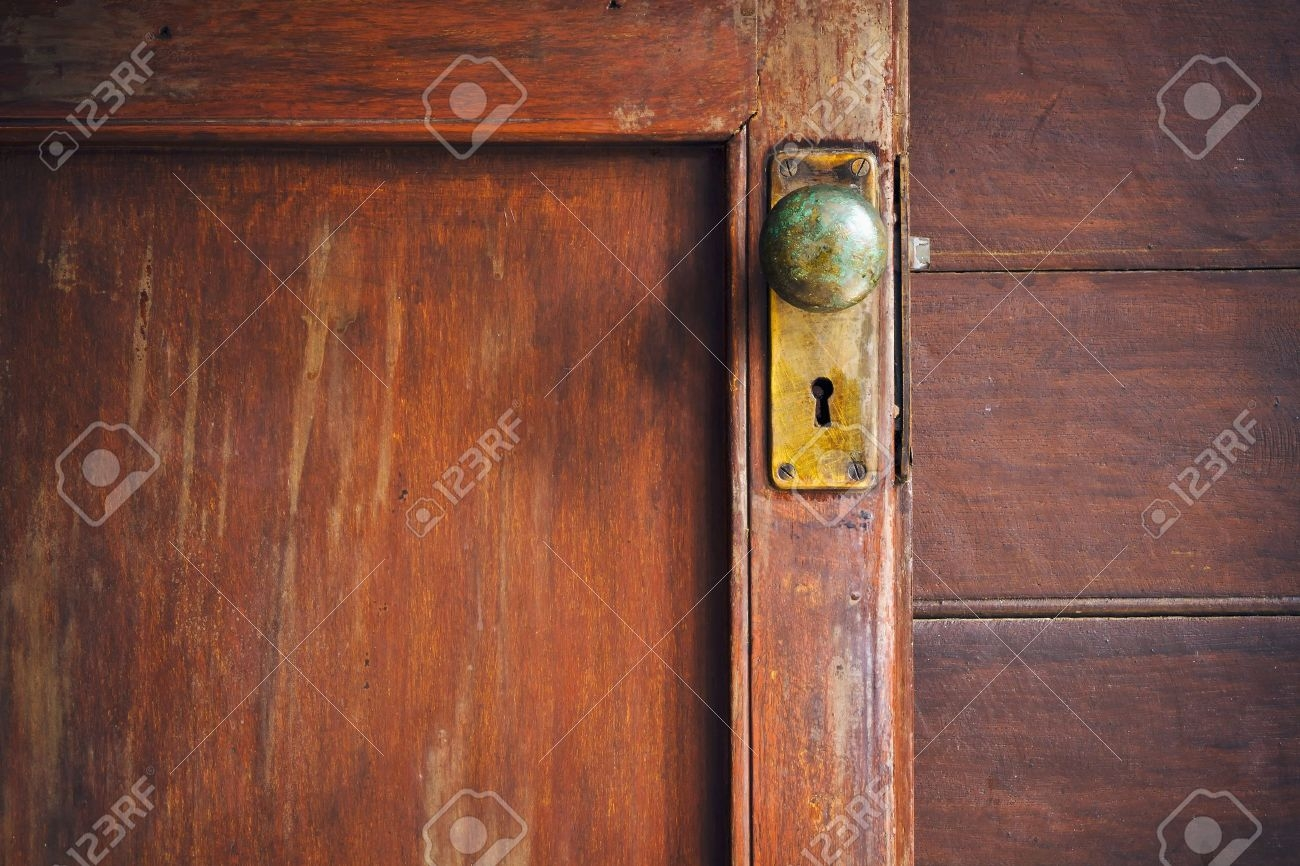 Door Knob With Keyhole